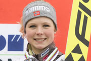 Maren Lundby Ski Jump Odds Increase