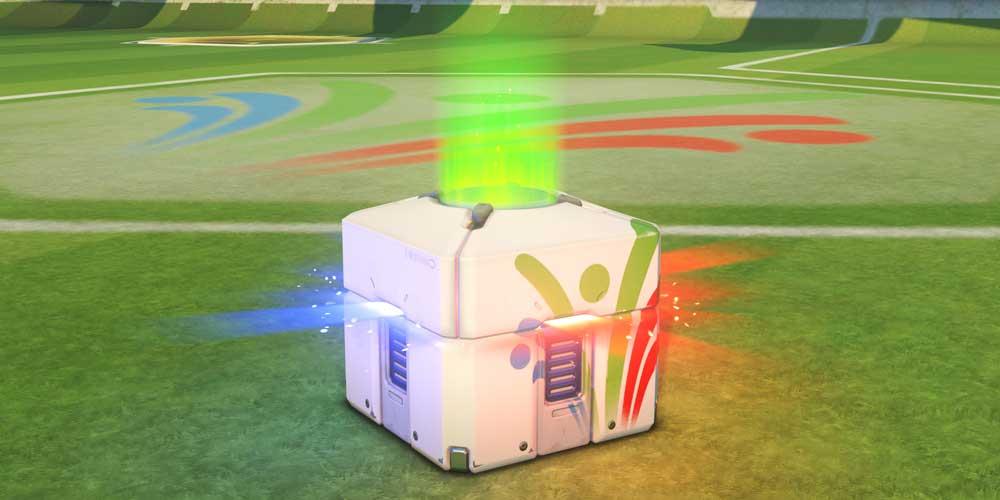FIFA Loot Boxes