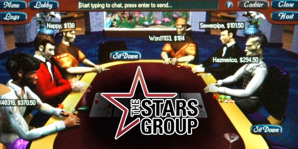 Stars Group Poker
