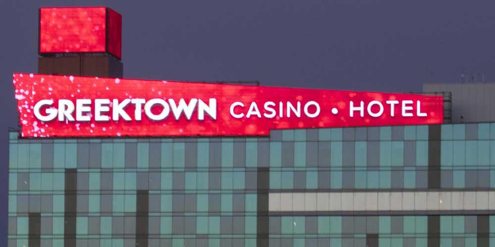 Greektown Casino - Detroit