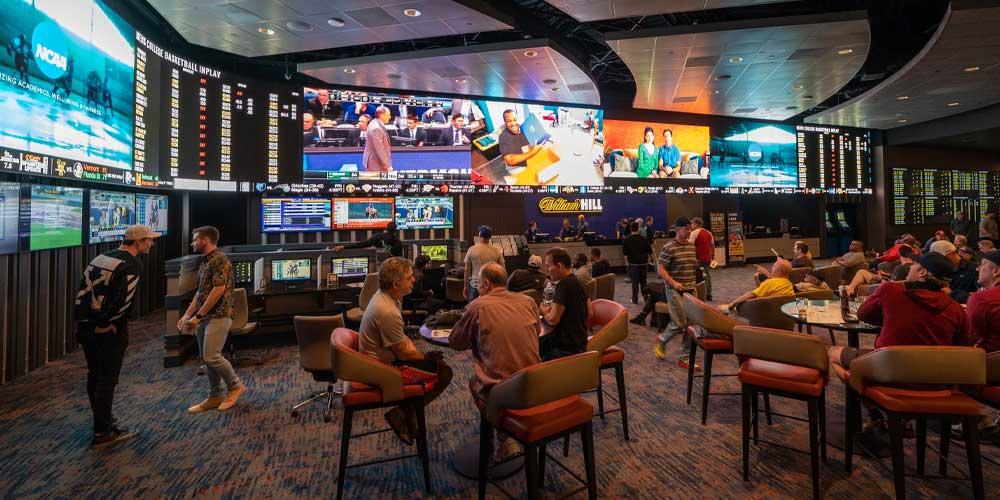 Social Distancing Casino