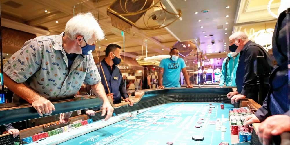 Vegas Gamblers