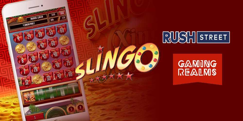Rush Street - Slingo