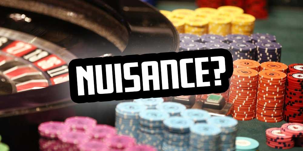 Alabama Casinos Nuisance?