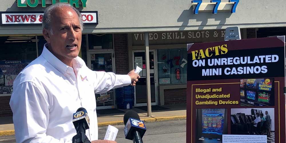 Beaver County Mini Casino Crackdown