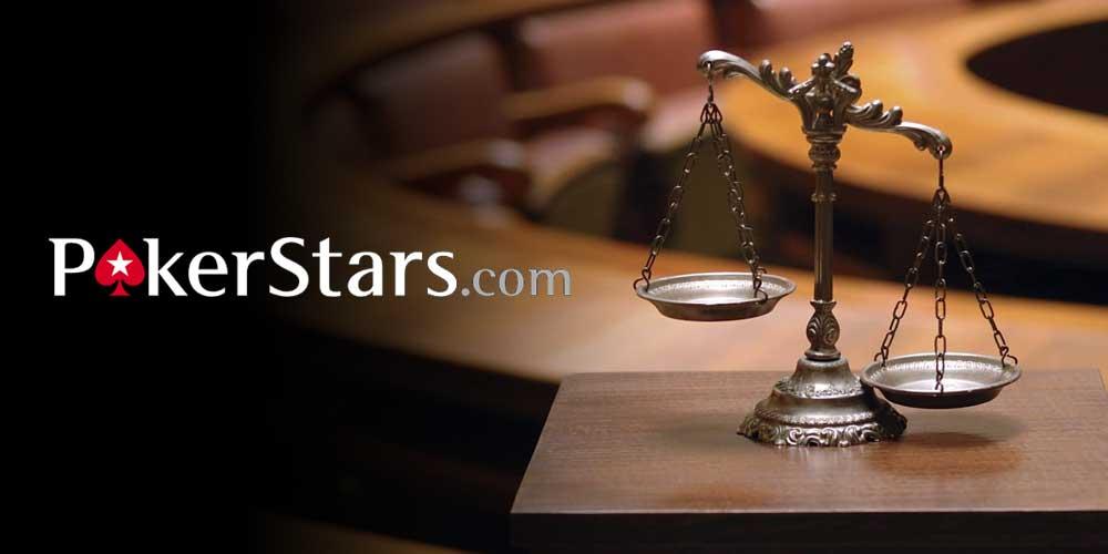 PokerStars - Courtroom