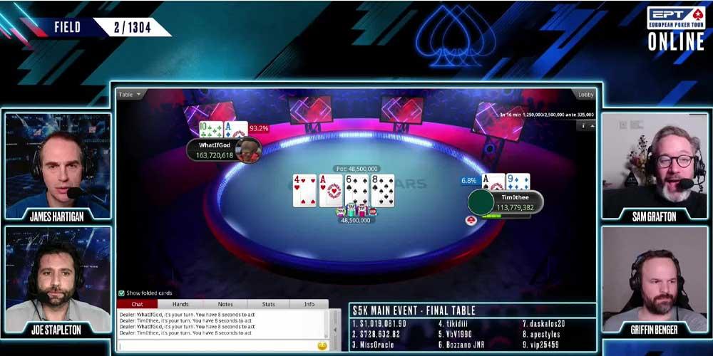 Twitch Live Stream Gambling