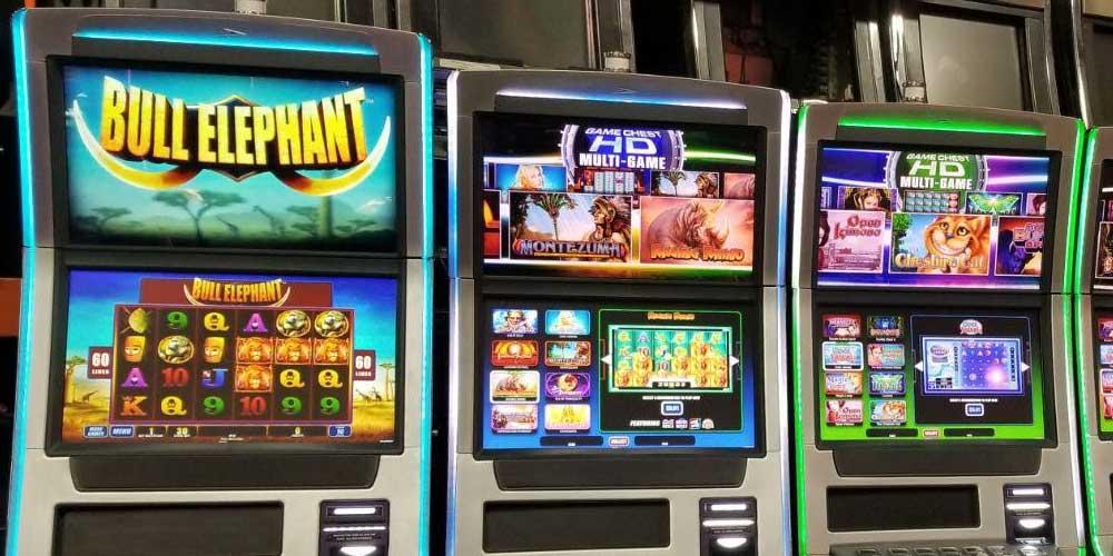 Slot-Like Machines