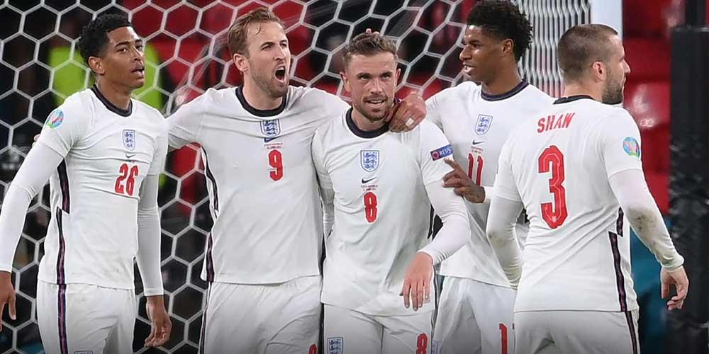 Britain - Euro 2020