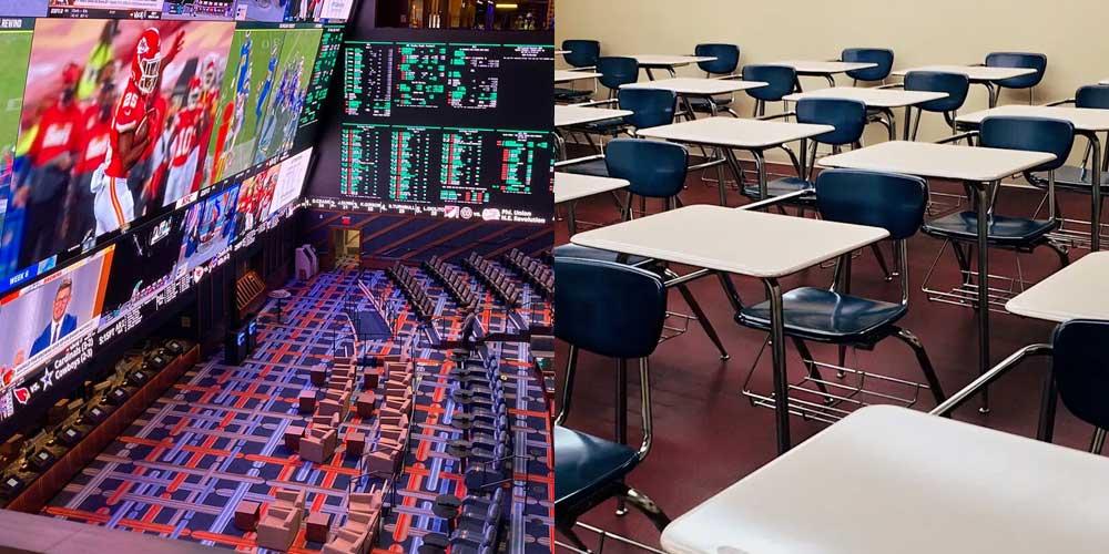 Sportsbook - Classroom